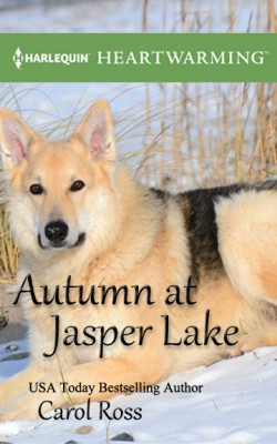 Autumn at Jasper Lake cover