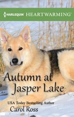 Autumn at Jasper Lake cover